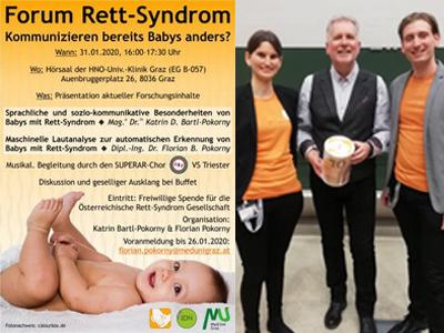 Forschung bei Rett-Syndrom