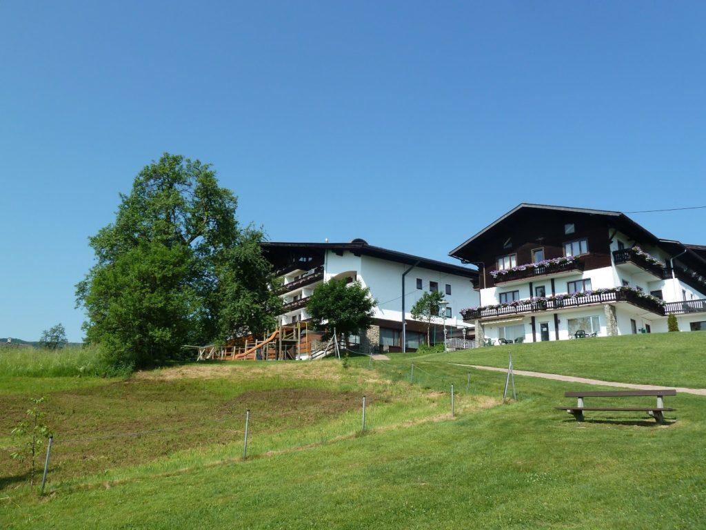 Hotel Lohninger-Schober HIpping im Attergau